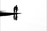 Summer Silhouettes Photographic Print by Adrian Campfield