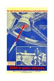2001: a Space Odyssey - Art Print