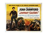 Johnny Guitar - Art Print