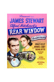 Rear Window Posters