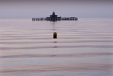 Old Pier, Herne Bay Photographic Print by Adrian Campfield