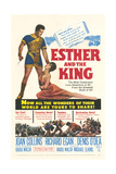 Esther and the King Art