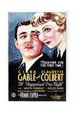 It Happened One Night Print