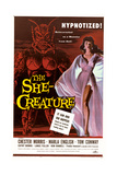 The She-Creature Posters