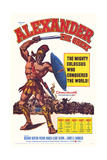 Alexander the Great Print