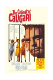 The Cabinet of Caligari Print