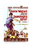 Donovan's Reef Posters