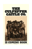 The Culpepper Cattle Co. Prints