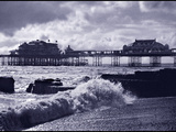 Brighton Pier Photographic Print by Adrian Campfield