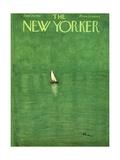 The New Yorker Cover - June 29, 1957 Regular Giclee Print by Abe Birnbaum