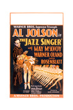 The Jazz Singer Posters