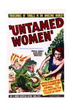 Untamed Women Prints