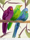 Flock Together I Affiche par Martha Collins