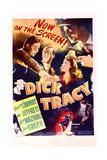 Dick Tracy Art