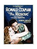 The Rescue Print