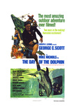 The Day of the Dolphin Posters