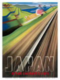 Japan - Japanese Government Railways Prints