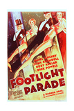 Footlight Parade Plakat