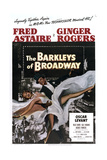 The Barkleys of Broadway Posters