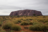 Uluru 2 Photographic Print by Margaret Morgan