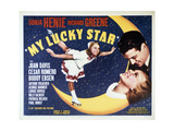 My Lucky Star Posters