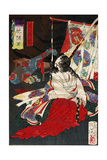 Yodo No Kimi, from the Series Essays by Yoshitoshi Giclee Print by Kunichika toyohara