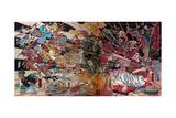 Wonderful Mirror of Japanese Soul Giclee Print by Kyosai Kawanabe