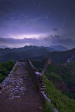 Great Wall Fotoprint van Yan Zhang