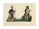 Western Inhabitants of Madeira Giclee Print