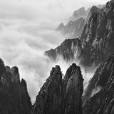 Cloud Sea of Mount Huangshan Photographic Print by Yan Zhang