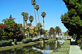 Venice Canal Historic District California Photographic Print by Steve Ash