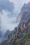 Mountain Mist Photographic Print by Yan Zhang