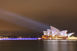 Vivid Sydney Photographic Print by Yan Zhang