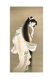 Shoen Uemura - Flame Digitálně vytištěná reprodukce