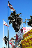 Chinese Massage at Venice Beach Photographic Print by Steve Ash