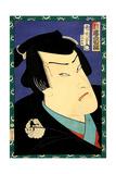 Actor Onoe Kikugoro V as Kakogawa Seijuro Giclee Print by Kunichika toyohara
