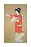 Shoen Uemura - Jo No Mai Digitálně vytištěná reprodukce