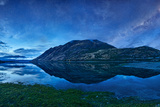 Lake Hawea Photographic Print by Yan Zhang