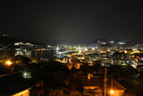 The Night View of Nagasaki During Summer Photographic Print by Ryuji Adachi