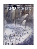 The New Yorker Cover - March 2, 1957 Regular Giclee Print af Garrett Price