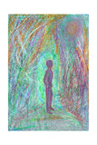 The Man Who Looks Back Giclee Print by Mariko Miyake