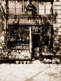 18 Quai de la Megisserie au Coq Hardi Photographie par Eugène Atget