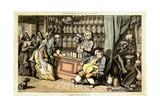 I Have a Secret Art to Cure Giclee Print by Thomas Rowlandson