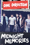 One Direction - Album Cover Portrait Posters