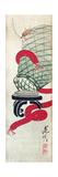 Cricket Cage Giclee Print by Zeshin Shibata