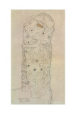Standing Pair of Lovers 2 Giclee Print by Gustav Klimt