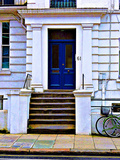 Apartment Number 61, Notting Hill in London Photographic Print by Anna Siena