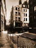 Rue St Germain de Lauxerrois Photographic Print by Eugène Atget