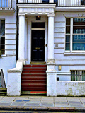Apartment Number 59, Notting Hill in London Photographic Print by Anna Siena