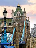 Puente de Londres Lámina fotográfica por Anna Siena